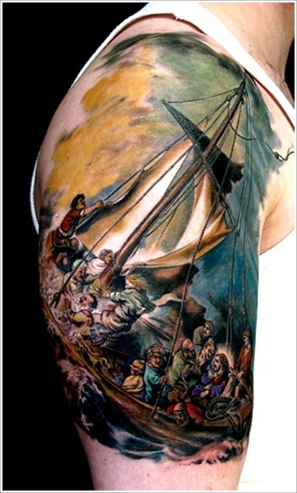 nautical tattoo designs (19)