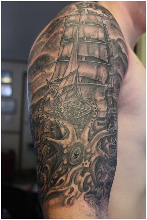 nautical tattoo designs (2)