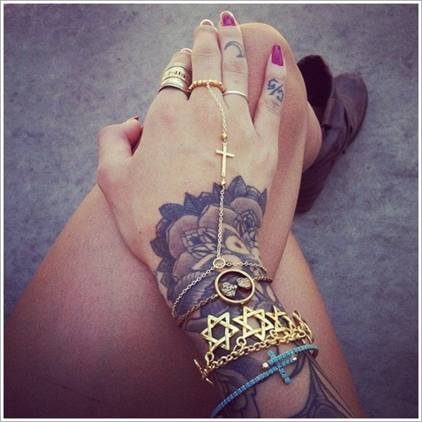 Bracelet Tattoo Designs (19)