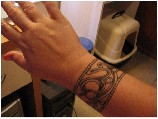 Bracelet Tattoo Designs (23)