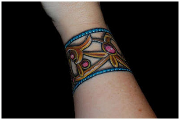 Bracelet Tattoo Designs (25)