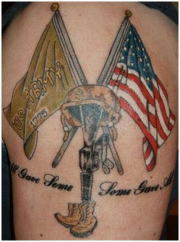 Military Tattoo Designs (25)