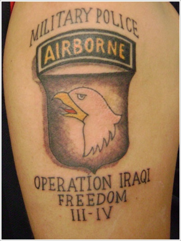 Military Tattoo Designs (26)
