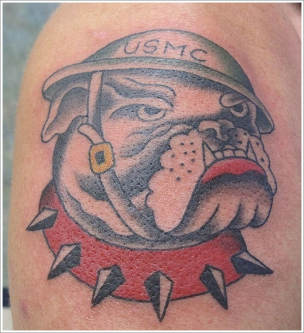 Military Tattoo Designs (3)
