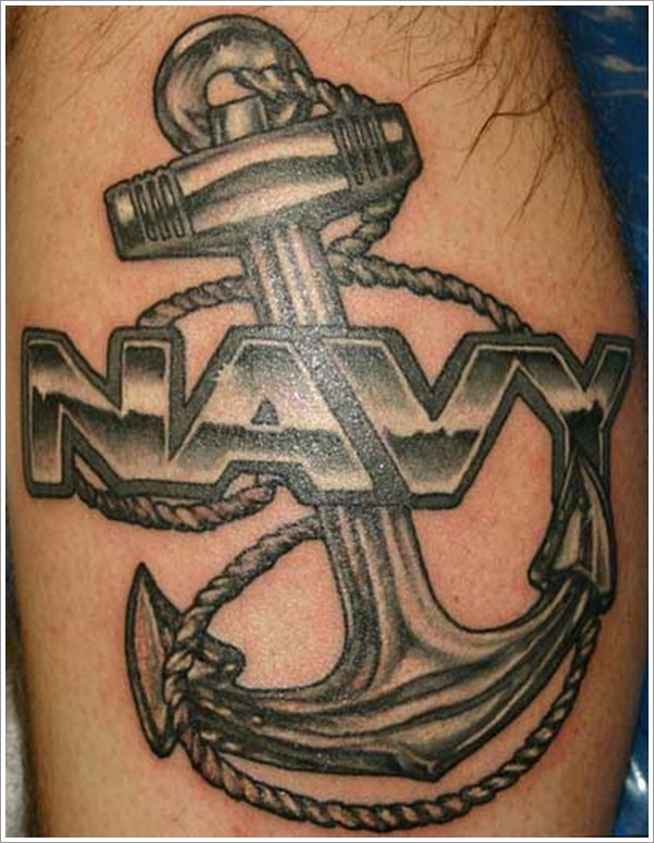 Military Tattoo Designs (33)
