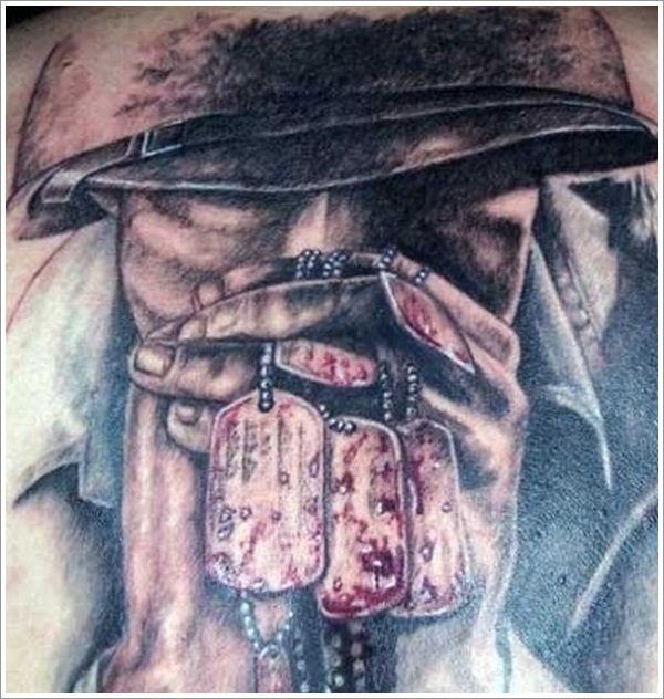 Military Tattoo Designs (6)