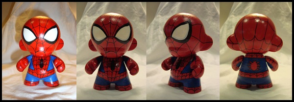 Munny_Spiderman_by_n3gative_0