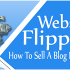 Profits By Blog Flipping