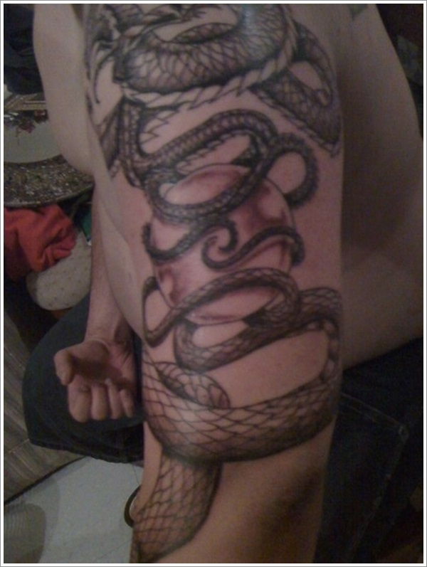Snake Tattoo Designs (14)