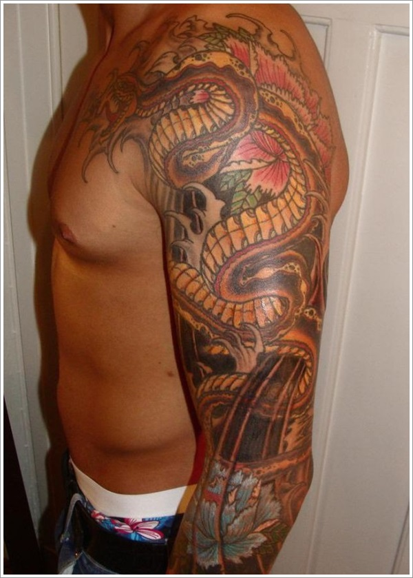 Snake Tattoo Designs (24)