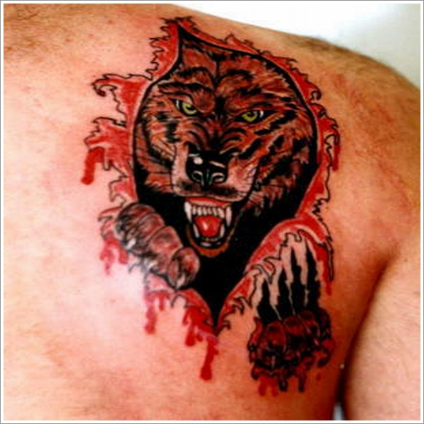 Wild Tattoo Designs (31)