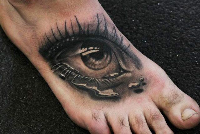 Beautiful Eye Tattoo Designs