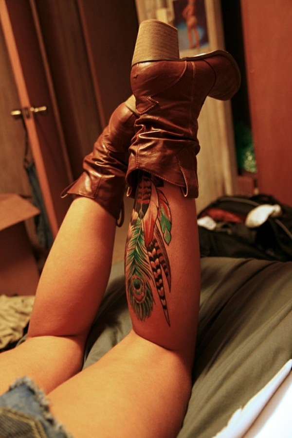 Beautiful Tattoos for girls (11)