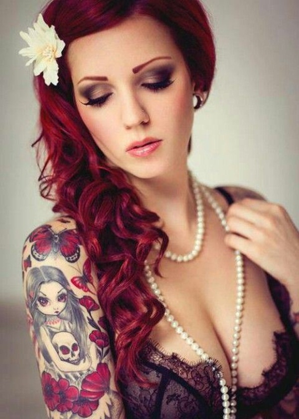 Beautiful Tattoos for girls (14)