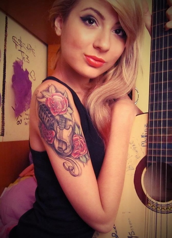 Beautiful Tattoos for girls (20)