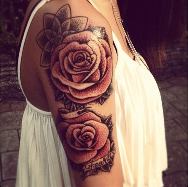 Beautiful Tattoos for girls (35)