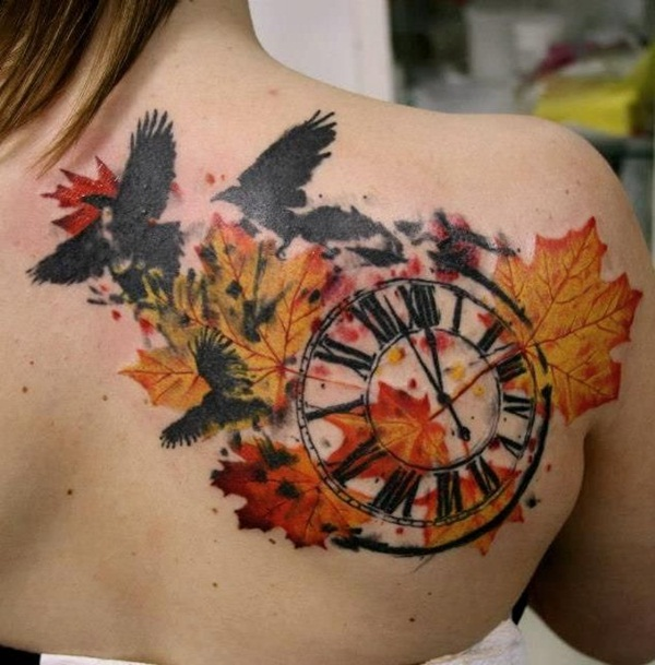 Beautiful Tattoos for girls (39)