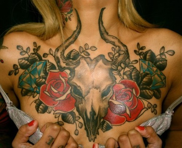 Beautiful Tattoos for girls (45)