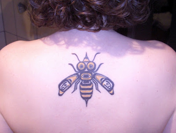 Bee tattoo designs (13)