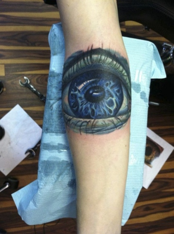 Eye Tattoo Designs 1