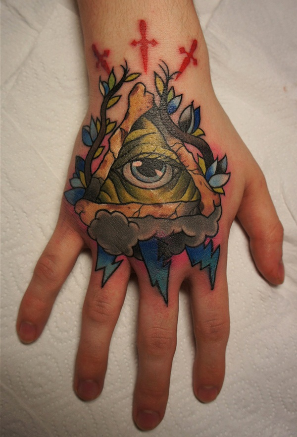 Eye Tattoo Designs 11