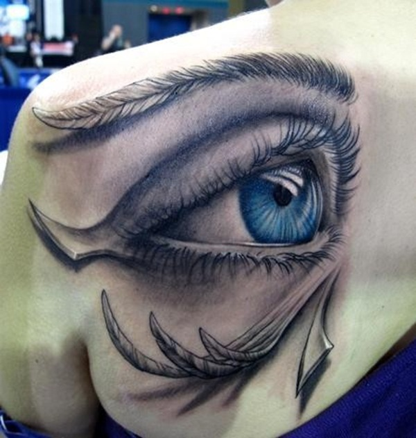 Eye Tattoo Designs 13