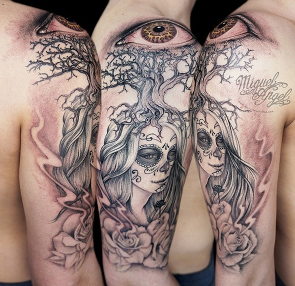 Eye Tattoo Designs 19