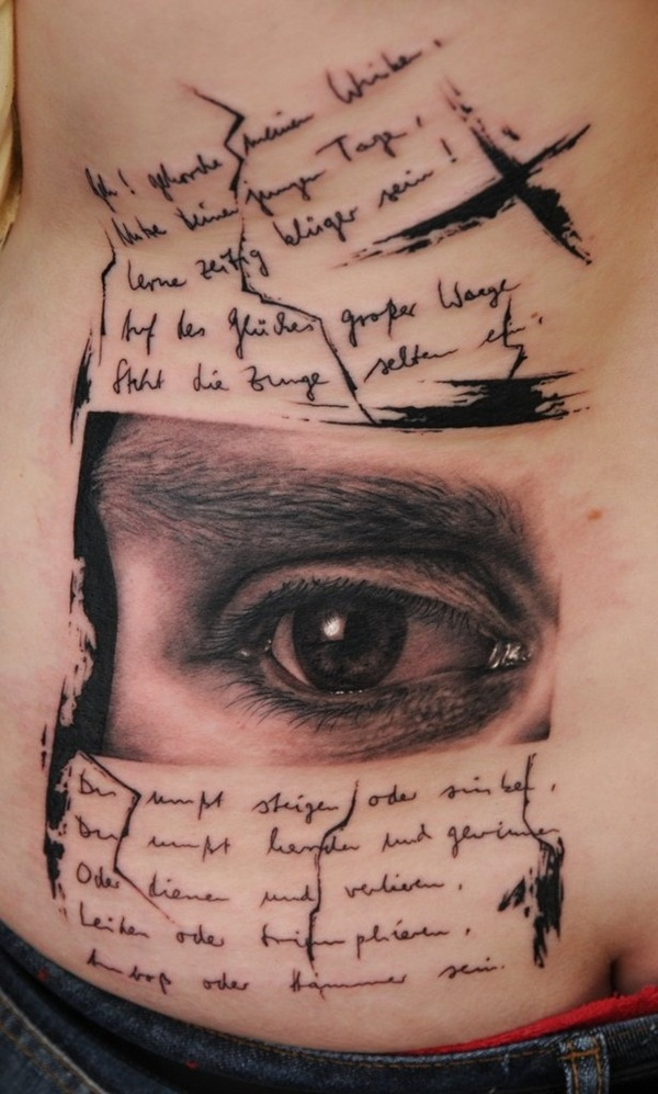 Eye Tattoo Designs 20