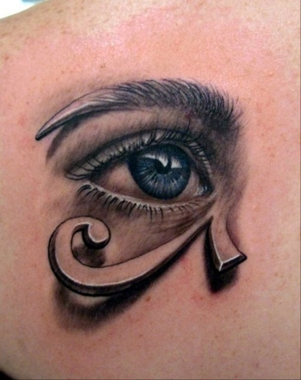 Eye Tattoo Designs 2