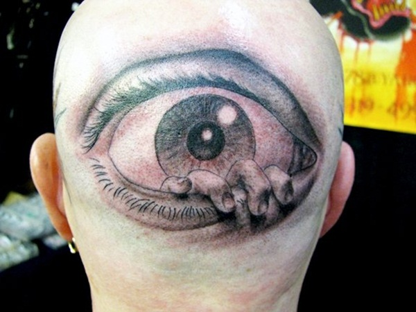 Eye Tattoo Designs 7
