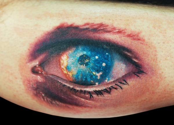 Eye Tattoo Designs 9