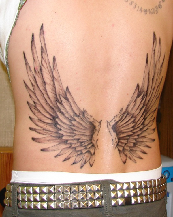 Sexy Lower Back Tattoo Designs For Girls (12)