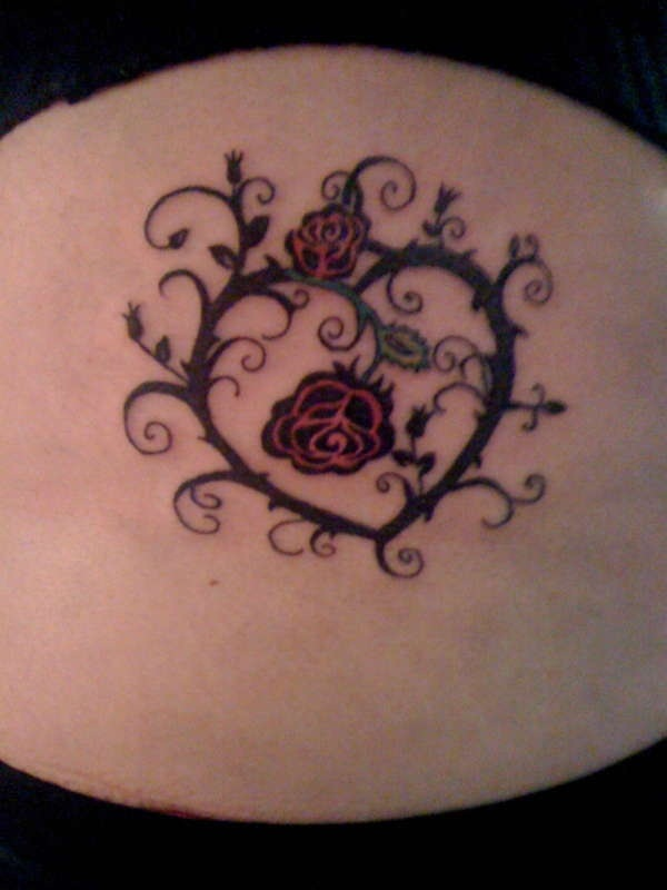 Sexy Lower Back Tattoo Designs For Girls (19)