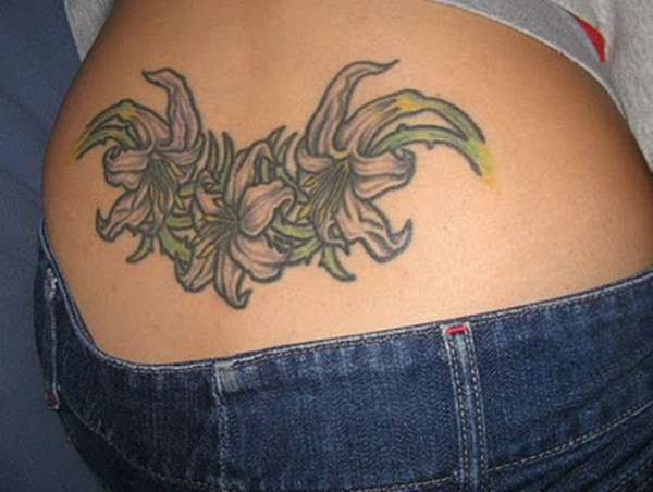 Sexy Lower Back Tattoo Designs For Girls (92)