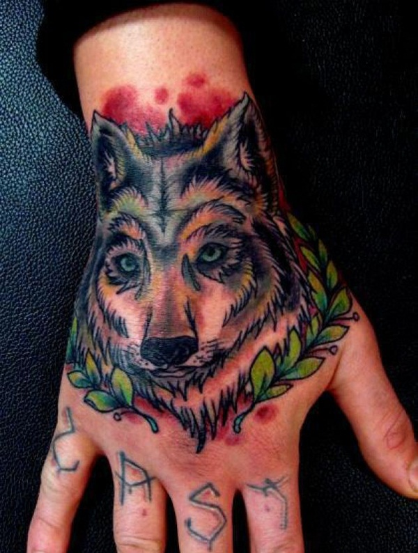 Wolf Tattoo Designs (17)