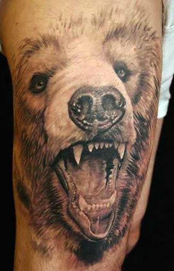 Wolf Tattoo Designs (28)