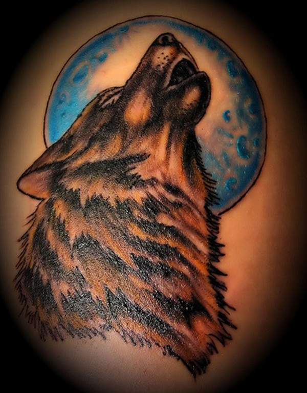 Wolf Tattoo Designs (3)
