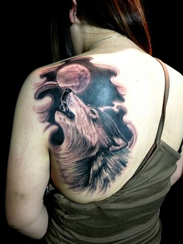 Wolf Tattoo Designs (9)