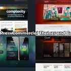 25 WordPress Commercial Themes and Companies