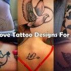 30 Dove Tattoo Designs For Girls