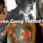 30 Mexican Gang Tattoo Designs