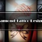 50 Best Diamond Tattoo Designs of 2013