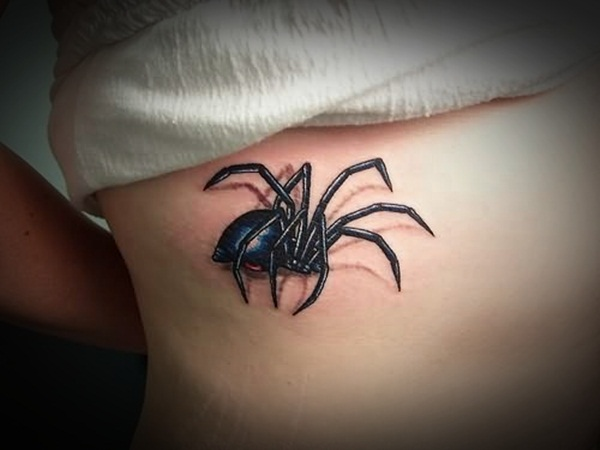 Amazing spider tattoos 1
