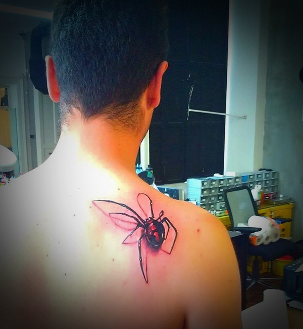 Amazing spider tattoos 2