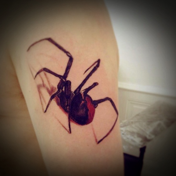 Amazing spider tattoos 27