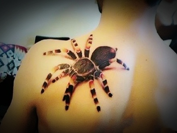 Amazing spider tattoos 30