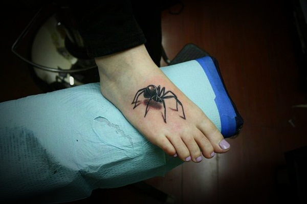 Amazing spider tattoos 5