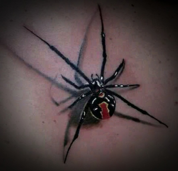 Amazing spider tattoos 6