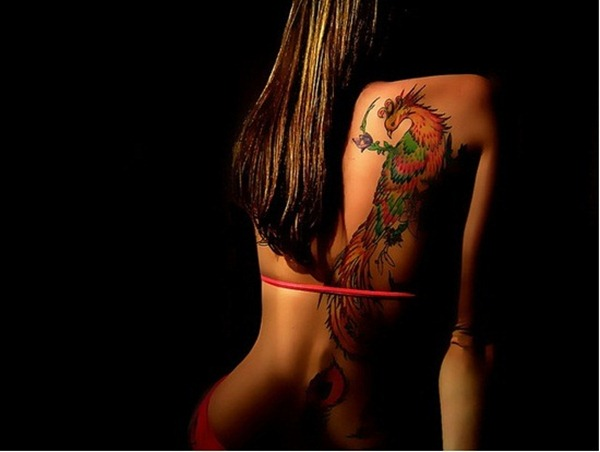 Beautiful Tattoo Designs for women