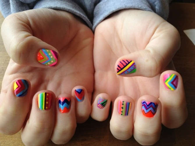 Best Nail Art Designs of 2013 in vogue (10)